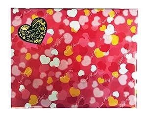バレンタイン包装